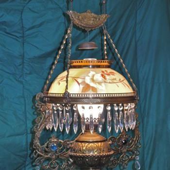 Old Railroad Lamp? - Lamps