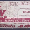 Ozzie and Harriet 1950s Candy Box