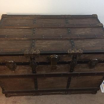 Antique Chest...Help!
