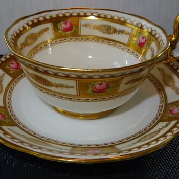 Royal Albert Trigo tea cup