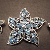 Sarah Coventry starfish brooch and earrings