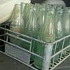 metal coca cola carrier