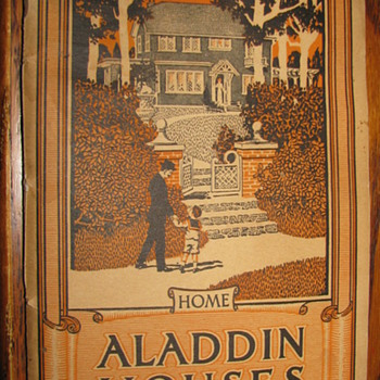 Antique Aladdin Houses Catalog
