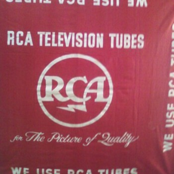 a RCA Tubes AD - Advertising