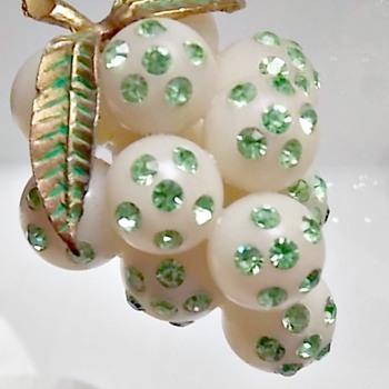Forbidden Fruit ~Austrian Jewelry~  - Costume Jewelry