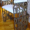 Art Deco Window Bench ~ One of a kind?