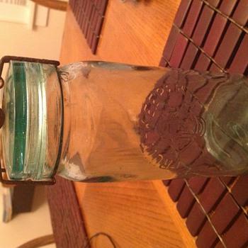 Fruit Keeper Jar - Bottles