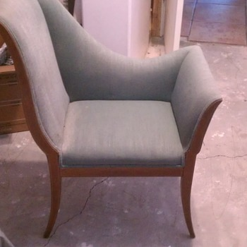 Mid century unusual chair - what is it? - Furniture