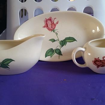 grandma's last dishes these - China and Dinnerware