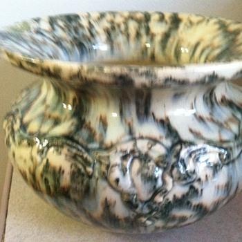 Ladies Spittoon - Pottery