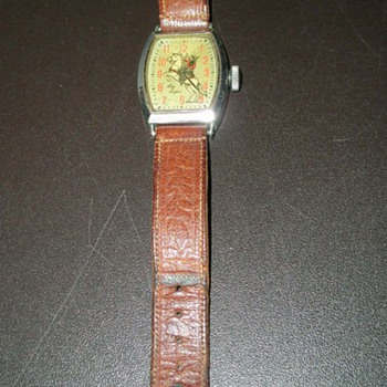 Roy Rogers and Pearl Harbor Survivors Wristwatch - Wristwatches