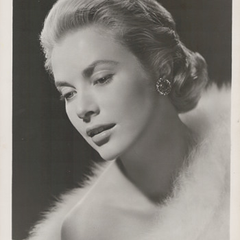 Grace Kelly Promo Photo (1954)  - Photographs