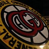 General Automobile Owners Association Car Badge