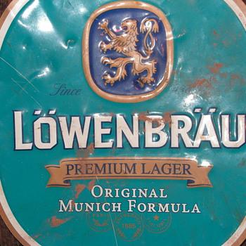 Beer sighn