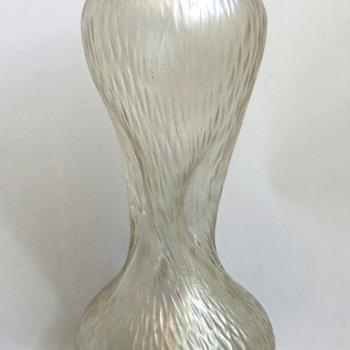 Rindskopf Martele Vase with a Twist
