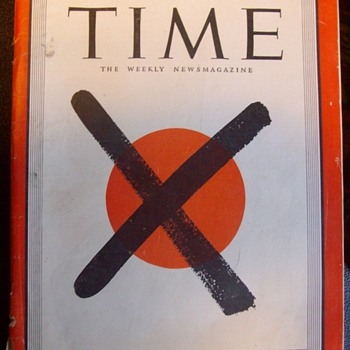 Time magizine Aug. 20th 1945 - Books