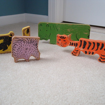 Children's Wood Puzzle
