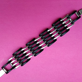 1930's Art Deco bracelet by Jakob Bengel - Art Deco