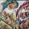 Calvin Waller Burnett painting