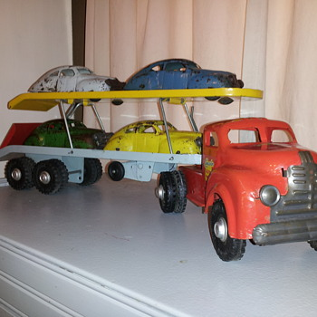 Lincoln Toys Canada Auto Transport and Lincoln Toys Cars