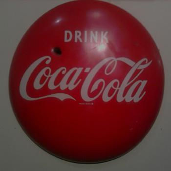"""36"""" Coke Button - Coca-Cola"""
