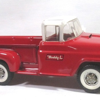 Buddy L Pickup - Model Cars