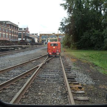 Speeders @ Steamtown's 2017 RailFest - Railroadiana