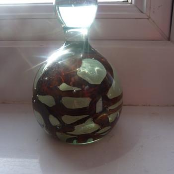mdina paperweight - Art Glass