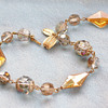 Vendome 'Firebird' crystal bracelet