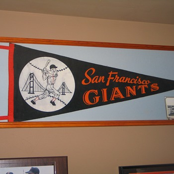 Giants Wall of Fame - Baseball