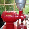 Old Enterprise coffee grinder