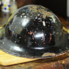 WWII Canadian/British Re-issued Helmet