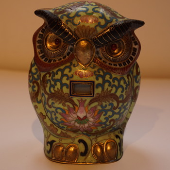 MYSTER OWL - Animals