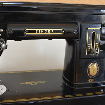 Limited Edition Singer 301 Centennial - Sewing