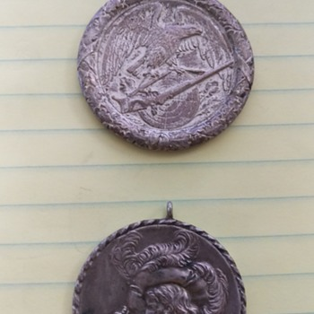 Need Help Identifying, found with old Nazi coins