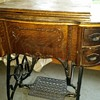 """Paragon model """"P"""" Standard sewing machine made in Cleveland"""