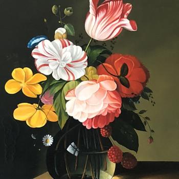 Oil painting by Siamak Art Gallery - Fine Art