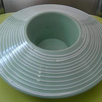 Italian pottery vase - Pottery