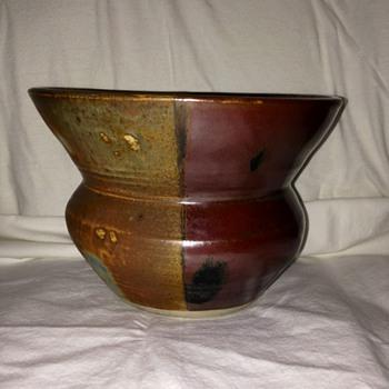 beautiful pottery vase/urn