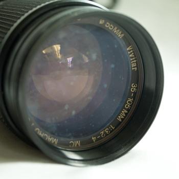 Vivitar 35-105mm Macro Focusing Zoom - Cameras
