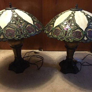 Tiffany lamps - Lamps
