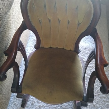 Anyone know what era this is from? - Furniture