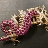 Berebi dragon brooch
