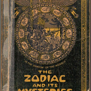 "1923 - ""The Zodiac and Its Mysteries"" - Books"