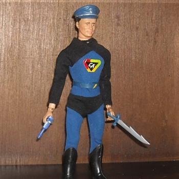 Captain Action Ideal's Answer to GI Joe - Toys
