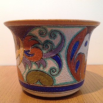 ROYAL PLAZUID - AMSTEL CACHEPOT - Pottery