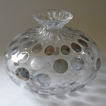 Borske Sklo Vase......Another Derivitive of the Nemo Design - Art Glass