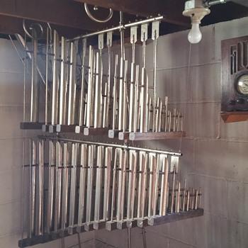 Deagan Chimes circa 1900 - Musical Instruments