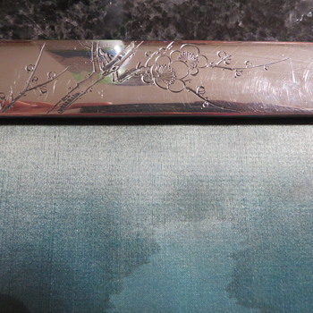 Vintage Silver Picture Frame Surprise/Mystery