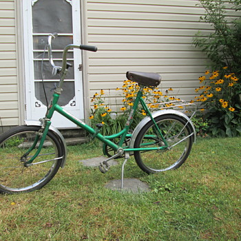 Kalkhoff Camping Bicycle - Sporting Goods